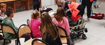 Spotkanie z personelem SOR - udzielanie pomocy poszkodowanym